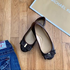 - SuperSweet - Michael Kors Delphine Flats